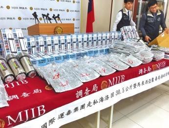 外籍毒蟲暴增 東南亞逾7成  Độc trùng người nước ngoài gia tăng ĐNÁ chiếm hơn 70%