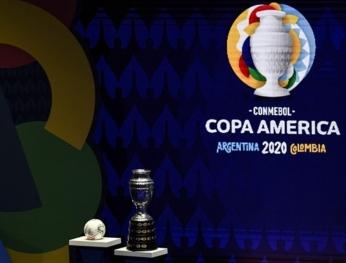 Hoãn tổ chức Copa América sang năm 2021  美洲杯確認推遲至2021 年進行