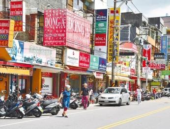 桃園移工冠全國 10年增加7成  Di công ở Đào Viên chiếm số đông toàn quốc, tăng 70% sau 10 năm