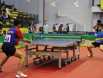 Khai mặc giải bóng bàn toàn quốc 2020 2020年越南全國乒乓球錦標賽開幕