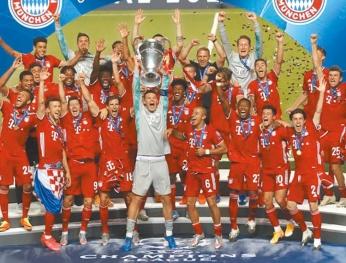 Bayern vô địch, CĐV Paris tấn công cảnh sát để trút giận 拜仁奪歐冠 巴黎球迷襲警洩憤
