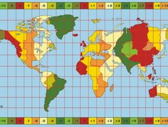 So sánh giờ hiện tại Đài Loan với hiện tại Việt Nam 比較台灣現在時間和越南現在時間