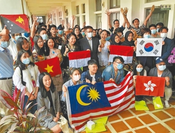 3 nghìn sinh viên nước nước ngoài không đến  Đại học cũng hết cách3千境外生不來了 大學好無奈