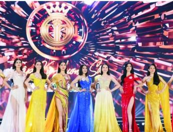 Đỗ Thị Hà đoạt vương miện Hoa hậu Việt Nam 2020 杜氏河佳麗摘得2020年越南小姐桂冠