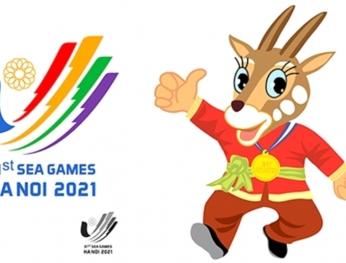 Biểu tượng SEA Games 31 chính thức được phê duyệt 第31屆東南亞運動會會徽和吉祥物揭曉