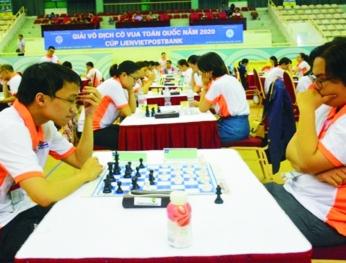 Giải cờ vua lần đầu tiên được tổ chức tại Việt Nam 國際象棋大帥賽首次在越南舉行
