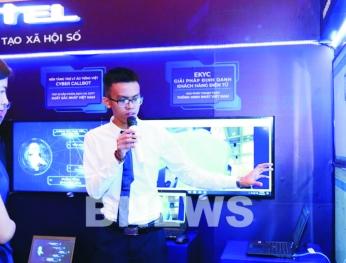 Ghi tên Việt Nam trên bản đồ công nghệ mới 在新技術地圖上寫下越南的名字