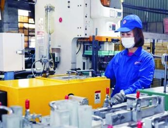 Chuyên gia Séc nhận định chiến lược công nghiệp 4.0 Việt Nam 捷克專家對越南工業4.0戰略作出評論