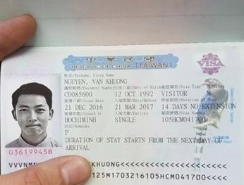 Quá hạn visa sẽ bị xử phạt nặng 簽證逾期 將面臨重罰
