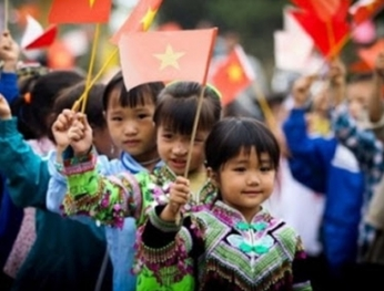 Việt Nam nguồn cảm hứng của sự phát triển con người 越南是鼓舞人類發展的源泉